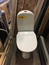 Toalettstol Gustavsberg