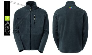 Fleece zip Ames 424