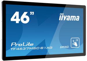iiyama ProLite TF4637MSC (46''), Projected Capacitive, 12 TP, Full HD