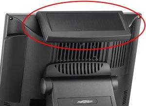Partner SP-800/820 VFD kunddisplay