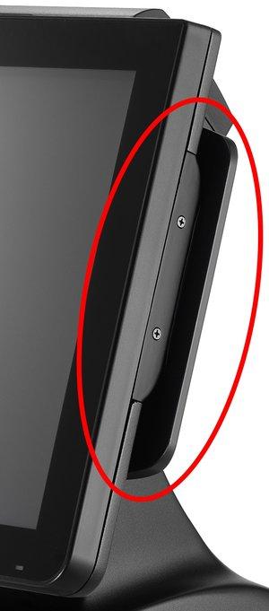 Partner SP-800/820 MSR (Magnetkortsläsare)
