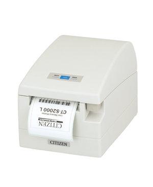 Citizen CT-S2000, USB, LPT, 8 dots/mm (203 dpi), white