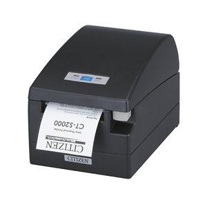 Citizen CT-S2000/L, USB, RS232, 8 dots/mm (203 dpi), black