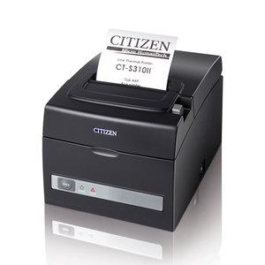 Citizen CT-S310II, Dual-IF, 8 dots/mm (203 dpi), cutter, black
