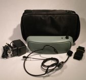 ChatterVox PRO - m/ headsetmikrofon (svart)