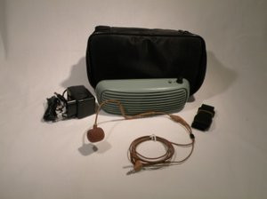 ChatterVox PRO - m/headsetmikrofon (hudfärgad)