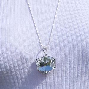 DIAMOND - Crystal  /halsband