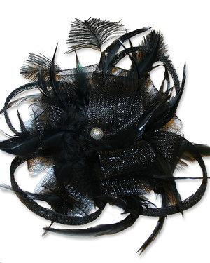 FEATHERFLOWER - svart