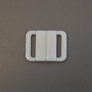 BIKINISPÄNNE - vitt / fäste 1,2 cm