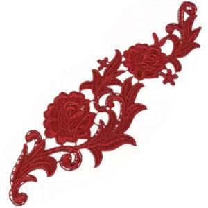 FLOWER  - röd