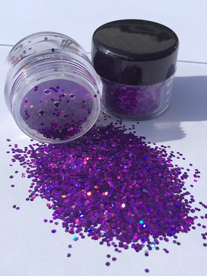 Glitter - PURPLE