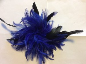 FEATHERSWIRL - blå