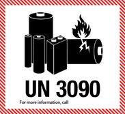 Lithium Battery UN 3090
