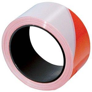 Avspärrningsband röd/vit