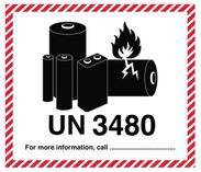 Lithium Battery UN 3480