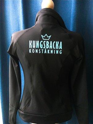 Kungsbacka konståkningsklubb - träningsjacka
