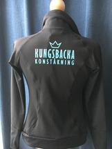 Kungsbacka konståkningsklubb - träningsjacka - ngt bredare modell