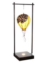 Hot Air Balloon Zebra Yellow