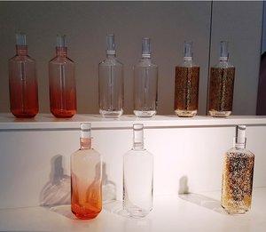 Fragrance bottle Clear