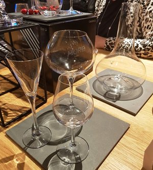More Wine Glass Mature 4-pack  - Orrefors