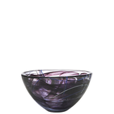 Contrast Bowl Black Small
