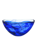 Contrast Bowl Blue Large