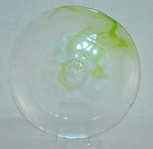 Mine Assiett Lime - Kosta Boda