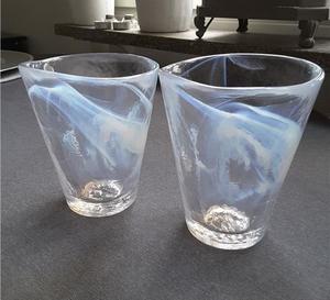 Mine Glass White - Kosta Boda