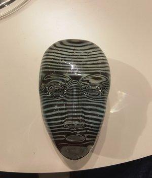 Big Brains Look Striped - Kosta Boda