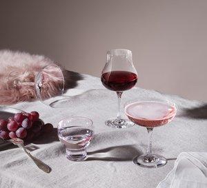 Crystal Magic Wine Glass Clear - Kosta Boda