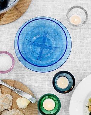 Bruk Assiett Blå