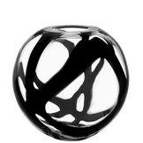 Globe Vase Black