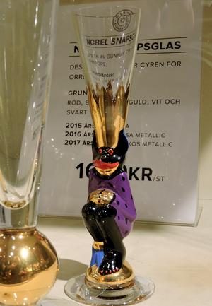 Nobel Devil Glass 2015 Purpur