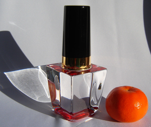 Make Up Nagellack Röd - Kosta Boda