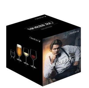 Morberg Collection Vitvin 4-pack - Orrefors