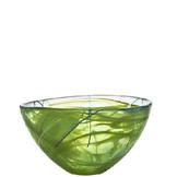 Contrast Bowl Lime Medium