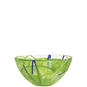 Contrast Bowl Lime Small