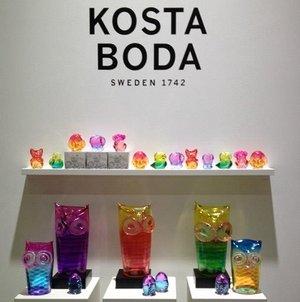 Wide Life Babies Rabbit Bitsy - Kosta Boda