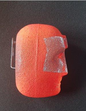 Big Brains Look In Orange Limiterad  - Kosta Boda