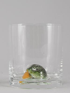 New Friends OF Bird Whiskey glass - Kosta Boda