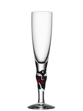Open Minds Champagne Svart