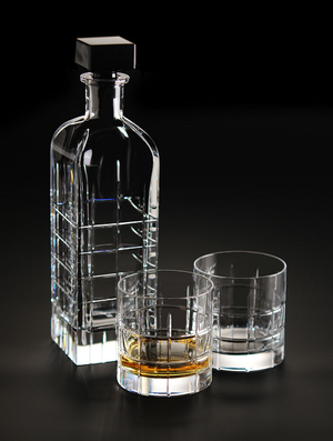Street Decanter + OF 4-pack