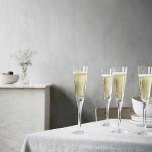 Line Champagne - Kosta Boda Champagneglas