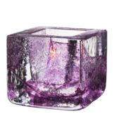 Brick Votive Purple