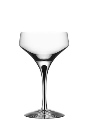 Metropol Coupe - Orrefors Champagneglas