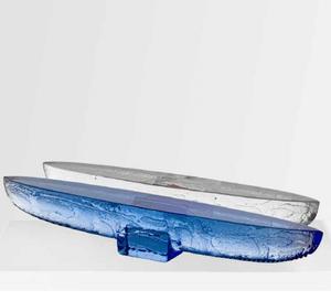 Drifter Clear Boat - Kosta Boda