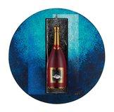 Champagne Bottle Sparkling Red