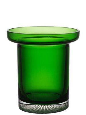 Limelight Green Tulip Vase