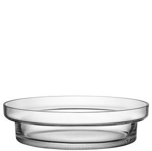 Limelight Plate Clear - Kosta Boda
