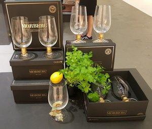 Morberg Exclusive Ölglas 2-pack